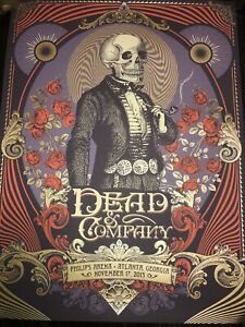 Dead and Company 11/17/2015 Show Poster 557/600