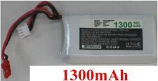 Batterie 7.4V 1300mAh type  LP1302C30RT JST-SYP-2P Pour Generic RC Scale Boat