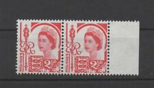 GB - Jersey 2½d pair MNH postage stamps