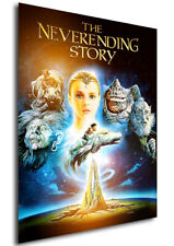 Poster Locandina - The Neverending Story - La Storia Infinita (1984)