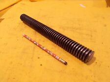 1 14 4 X 12 Acme Steel Threaded Rod Round Bar Stock Lead Feed Screw Left Hand