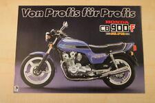 84567) Honda CB 900 F Bol D´Or Prospekt 1978