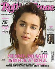 Rolling Stone 2017 8.Emilia Clarke,Idris Elba-Matthew McConaughey,Harry Styles