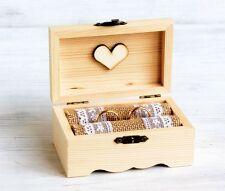 Rustic Wedding ring box,Wooden Wedding Box,Personalized Wedding Box,Ring holder
