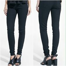 MNG Denim & Tees Black Jeans Paty5 Skinny Pants ~ US 6 ~ EU 38 ~ New with Tags!!