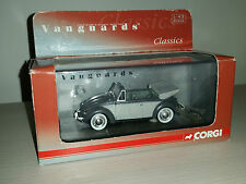 VW BEETLE CABRIOLET VANGUARDS/CORGI SCALA 1:43