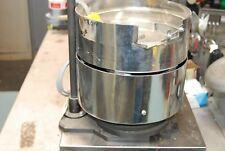 Syntron ? Vibratory Bowl Feeder   10 1/2',  Stainless Steel, New No Box,