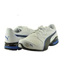 Men's Shoe PUMA Tazon Modern V2 FM Sneaker 190364-02 Puma White-Puma Black *New*