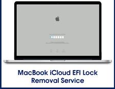 MacBook Pro / Air 2010 to 2017 EFI iCloud Unlock Repair Bios Removal Service
