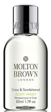 Molton Brown COCO & SANDALWOOD Shower Gel Coconut BODY WASH 50ml TRAVEL SIZE