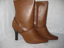Dollhouse Womens Brown Boots/Heels Size UK 7 EU 40