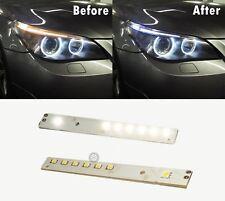 E60 Angel Eye Eyelid Kit Modification For BMW E60 E61 2008-10 LCI, 7000K LED