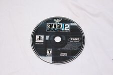 Playstation 1 PS1 PSX - WWF Smackdown 2: Know Your Role - Disc Only