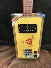 Cigar Box Guitar By Birdwood Guitars MADE TO ORDER
