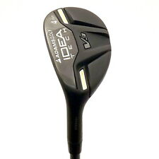 New* Left Handed Adams Golf Idea Tech V3 Hybrid 4 Iron Graphite Regular 22° LH