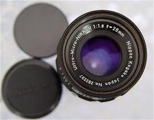 Nikon Ultra-Micro-Nikkor 28mm f1.8   #282237 ......... Very Rare !!