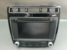VW TOUAREG RCD 550 Bluetooth MP3 CD SD Touchscreen Stereo unit 7P6035195D