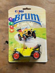Corgi Brum Car In Sealed unopened Blister pack 1992