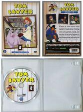 Vintage 1980 - DVD vidéo ''TOM SAWYER'' Volume 4 : épisodes 11 à 13