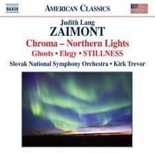 Chroma-Northern Lights/Sinfonie 2 von Snso, Kirk Trevor (2010) Neu & Ovp