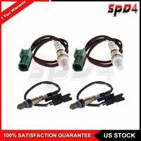 4 set Front & Rear Air Fuel Ratio Oxygen Sensor For 2004-2008 Nissan Maxima 3.5L