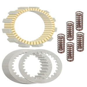 Clutch Friction Plates And Springs Kit for Yamaha XJ750 XJ750M XJ750R 1981-1983