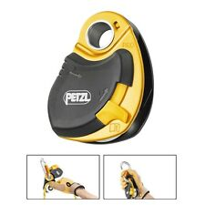 Petzl Pro climbing rescue pulley P46             Can be opened when loaded NFPA