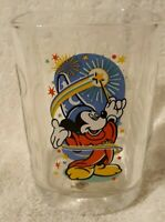 Walt Disney World Celebration Glass 2000 McDonalds Mickey Mouse Epcot