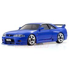 Kyosho A.S.C. NISSAN GT-R NISMO R33 Blue Ver. Body For Mini-Z MA020N-L #MZP447BL