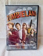 Zombieland DVD 2010 Woody Harrelson Jesse Eisenberg Special Features Halloween