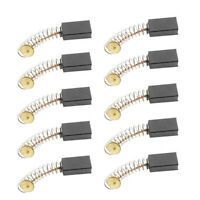 🌏 10pcs 14mm*8mm*5mm Carbon Brushes Replacement For Generic Electric Motor