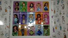 "DISNEY STORE 15 MINI ANIMATOR 5"" DOLL GIFT SET COLLECTION FIGURE TOY BELLE"
