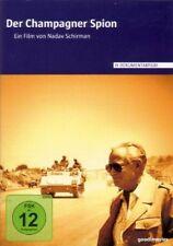 DOKUMENTATION - DER CHAMPAGNER SPION  DVD NEU