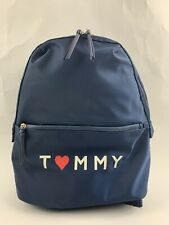 Tommy Hilfiger unisex Navy Blue Weekender Backpack New