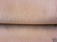 Cotton Corduroy Fabric - Beige - 145cm Wide off the roll - New by Dcf