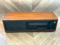 Vintage Roberts RM50 Radio, Wooden-Cased, Table Top Receiver, Tested Working