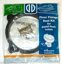 Mansfield/sealand Traveler Wc-Piso brida Sello & Kit De Tornillos ffseal