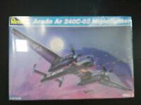 Arado Ar - 240, C - 2, Nightfighter German WWII, Revell, Scale:1/72, Kit: 4824