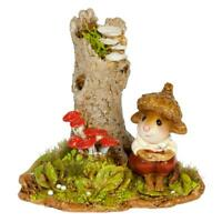 Wee Forest Folk Miniature Figurine M-644 - My Happy Place