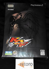 KING OF FIGHTERS MAXIMUM IMPACT Playstation 2 NTSC-J Game Factory Sealed