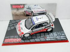 1/43 COCHE PEUGEOT 206 WRC RALLY NESTE OIL GRONHOLM RAUTIAINEN 1:43 MODEL CAR