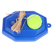 1set Single Tennis Trainer Self-study Tennis Training Tool Practice Train