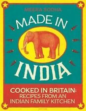 India Hardback Cookery (General & Reference) Cookbooks