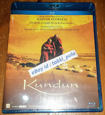 KUNDUN (NEW BLU-RAY DISC) MARTIN SCORSESE REGION A : US/CA
