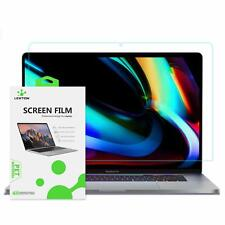 LENTION For MacBook Pro 16 A2141 Screen Protector Clear HD Film Guard Cover
