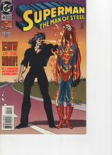 Superman The Man of Steel End of the Road #45 DC