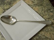Ex LARGE INTERNATIONAL SILVER CLASSIC STUFFING SERVING SPOON our FineThings4sale