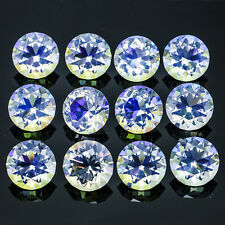 12PCS Rainbow Crystal Diamond Shape Paperweight Wedding Favor Decor Gifts 30mm