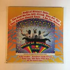BEATLES: MAGICAL MYSTERY TOUR-U.S. CAPITOL LP 1967 ORIG 1ST SCRANTON PRESS NM