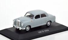 1:43 Premium Collectibles Mercedes 180 D Saloon 1954 lightgrey